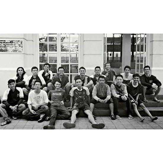 first!! Kkntim1 Universitasdiponegoro 2016 Kudus Kaliwungu Futsal Olahraga Vscoindonesia  Vscocam