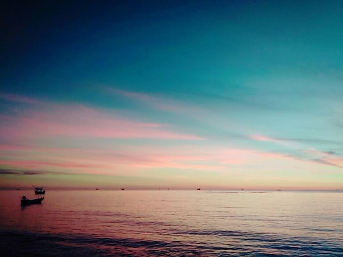 This is Thailand... Sky And Sea Beautiful Nature Enjoying Life