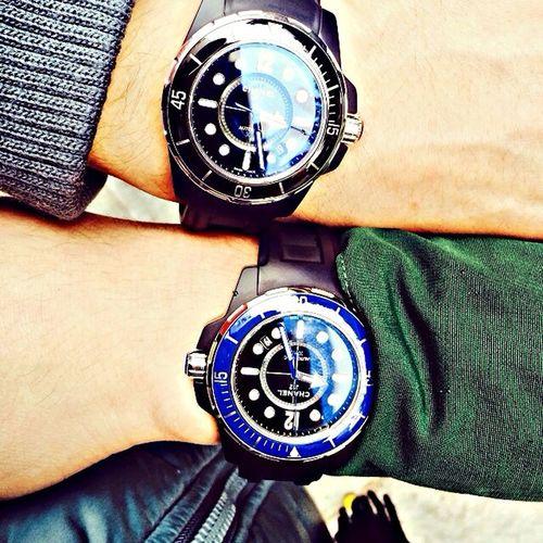 Brothers Chanel J12watch Taipei