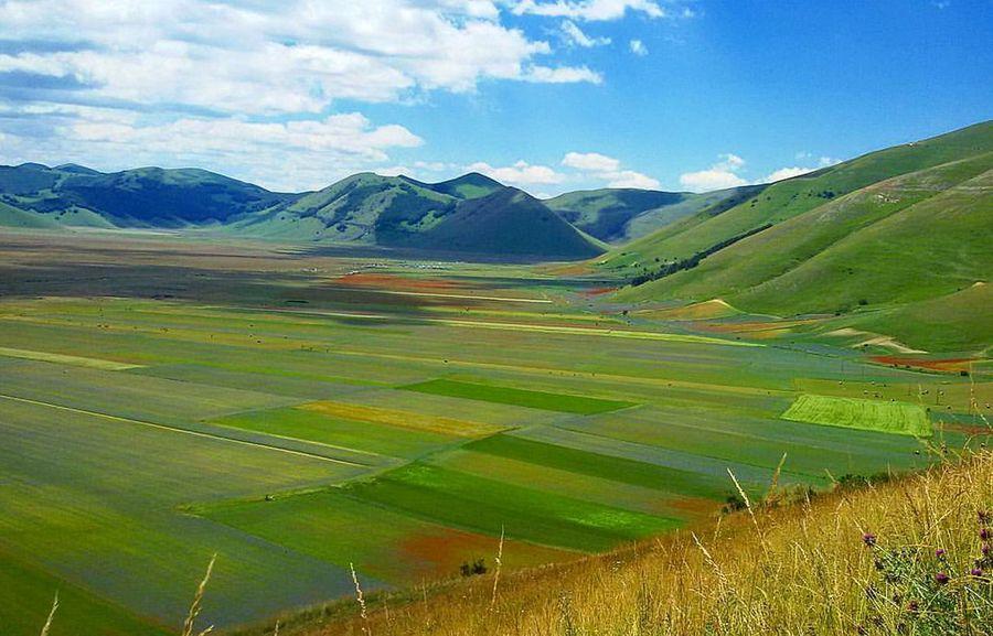 Valley Nature Day Norcia Colours Colori Italy Italia Umbria