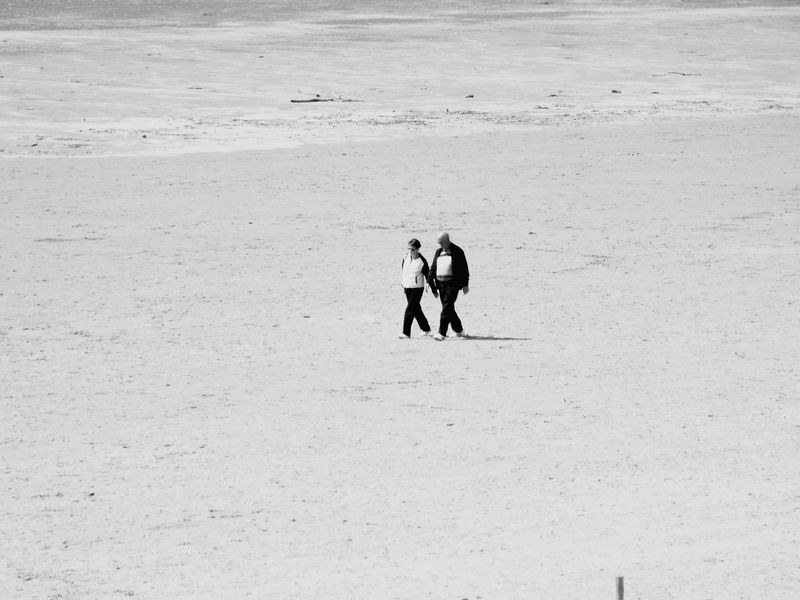 Black&white Black And White Black And White Photography St Annes-on-sea The Place I've Been Today Coastline Enjoying Life Seaside The Beach  Walking Together