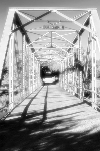 Black And White Bridge Connection Cross That Bridge For Metal No Filter, No Edit, Just Photography Old See You On The Other Side.. The Way Forward