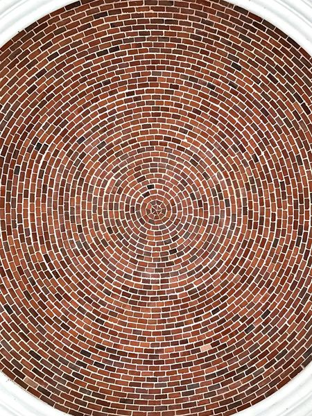 Circle Texture Art Dome Antique Brown Architecture Repetition Radial Concentric Pattern Pattern, Texture, Shape And Form