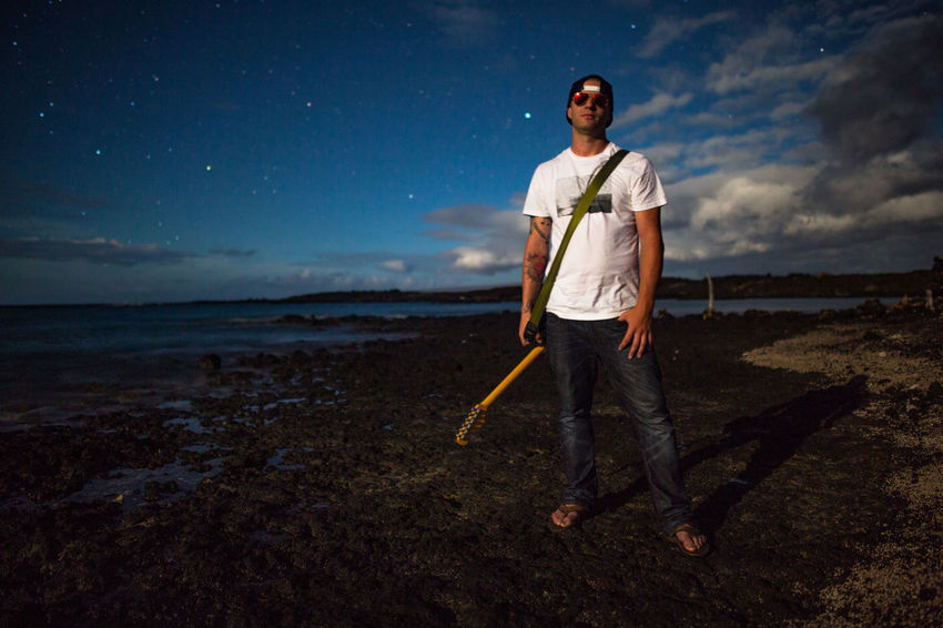 """""""Moonlit"""" Natural Light Portrait Portrait Hawaii Ocean Lava Rocks Midnight Moonlit Natural Light Showcase June"""