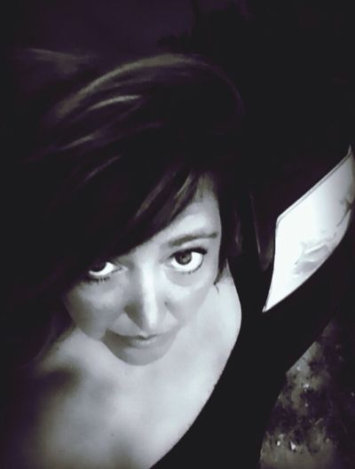 Selfie Black And White Self Portrait Bw_self
