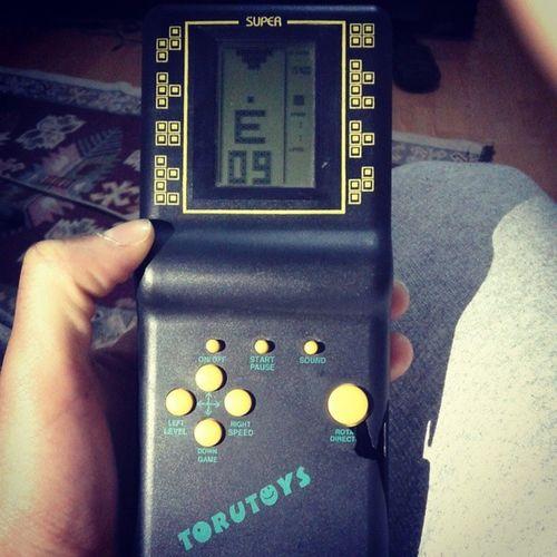 Tetris qeyfi <3 Handheld Elatarisi