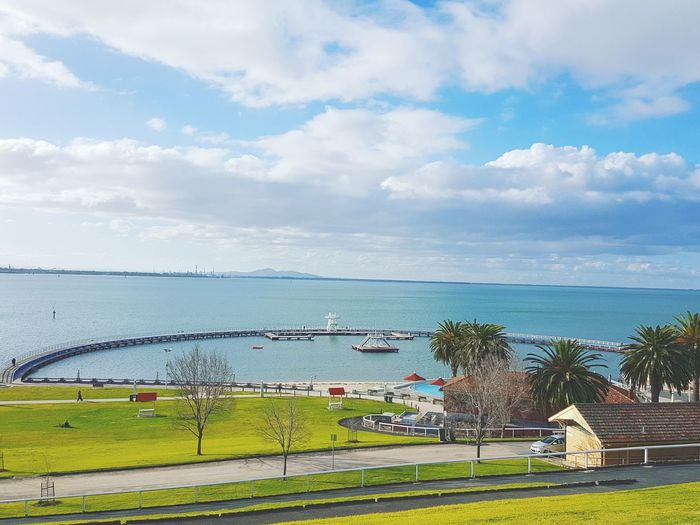 Beach Sea Cloud - Sky Geelong WeekOnEyeEm Melbourne EyeEm Selects EyeEmBestPics EyeEm Best Shots EyeEmSelect Scenics Nature Freshness