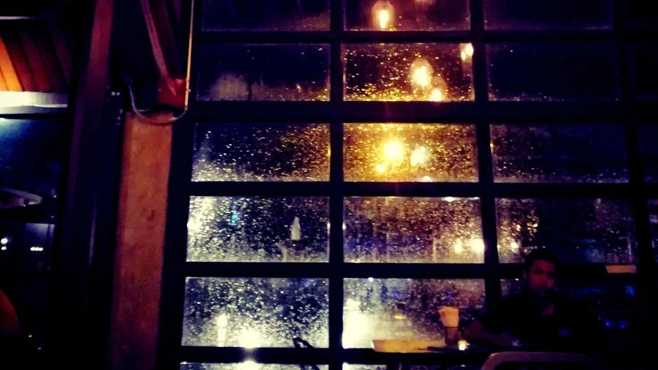 Window Night Indoors  Illuminated No People Winter Tasala Thailand Thai Lopburi Lopburi Lopburi Thailand