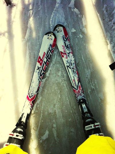Moi Sur Les Skis :)