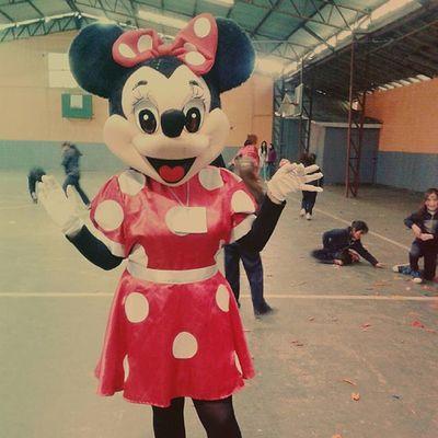 Feliz día del niño LCR :) Minnie Diadelnino 😄🙈