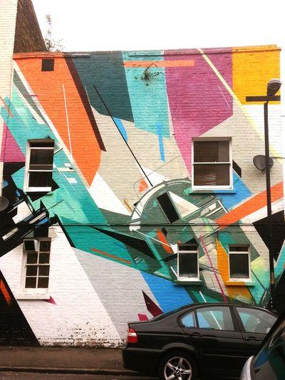 Streetart Remi Ruff Street Art London Streets