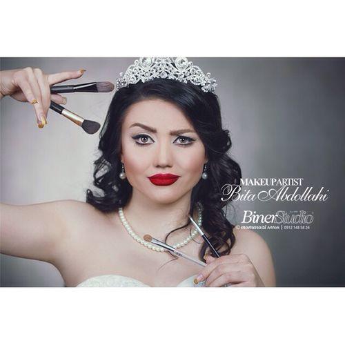 Niavaran ArtWork BinerStudioPhotography Photostudio Mamarazi Photography Makeup Bride Taking Photos Aroos