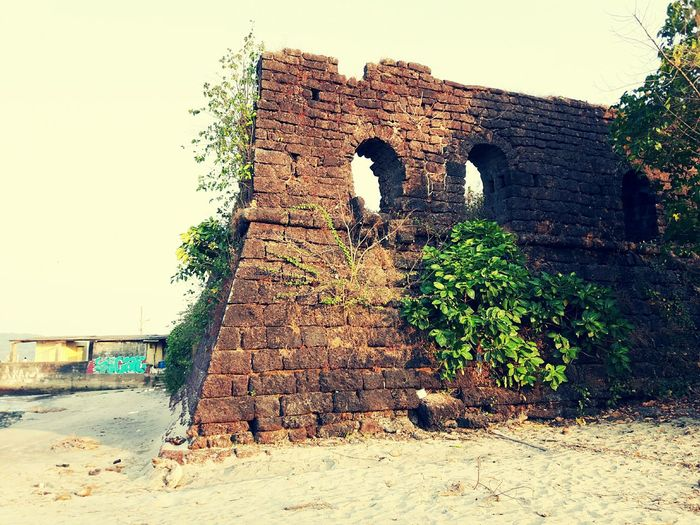 KaisuvVagator Goa, India. No People Beach Sand Nature