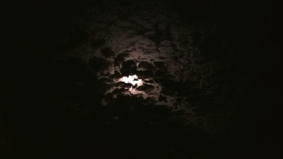 Night Sky Night Sky Clouds Beachphotography