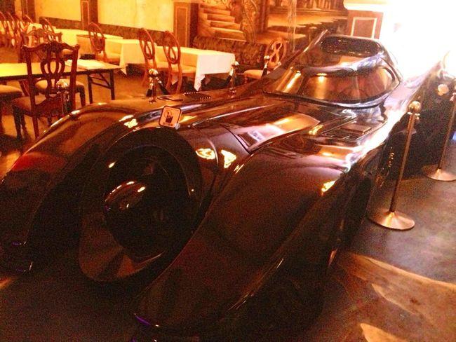 本物のバットマンカーなんだって!@台北