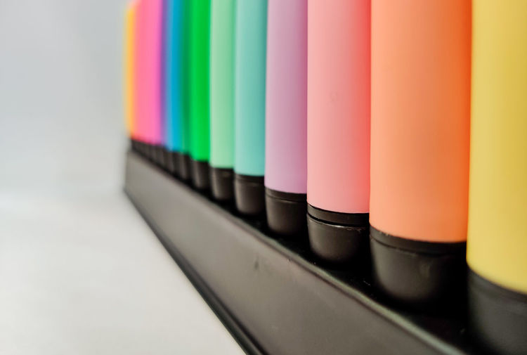 Markers Fluo