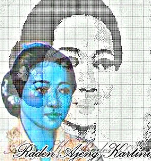 Indonesian Women's Emancipation Hero