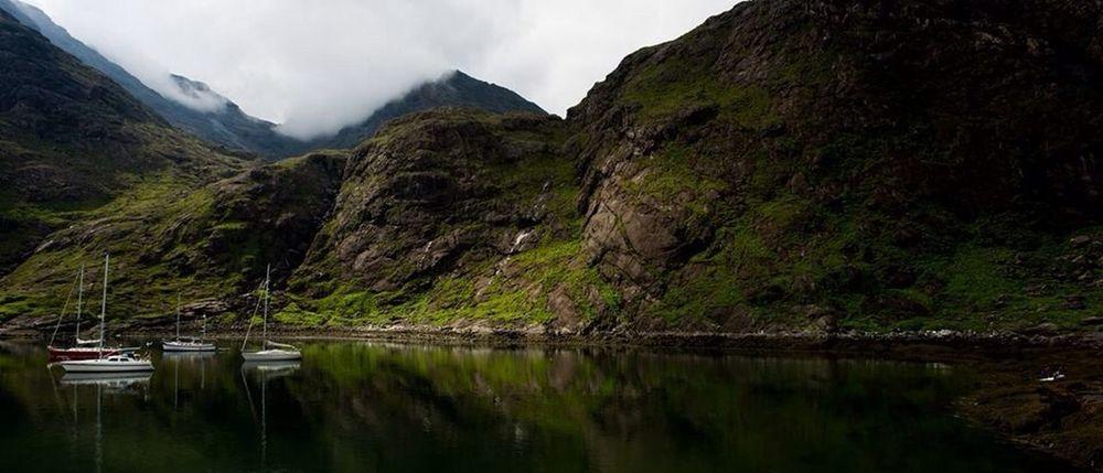 Whimsical Loch Coruisk Travel Travel Photography At Isle Of Skye Loch Coruisk