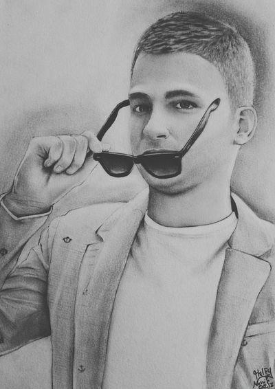 Portrait Portrait Drawing Drawing Lebanese