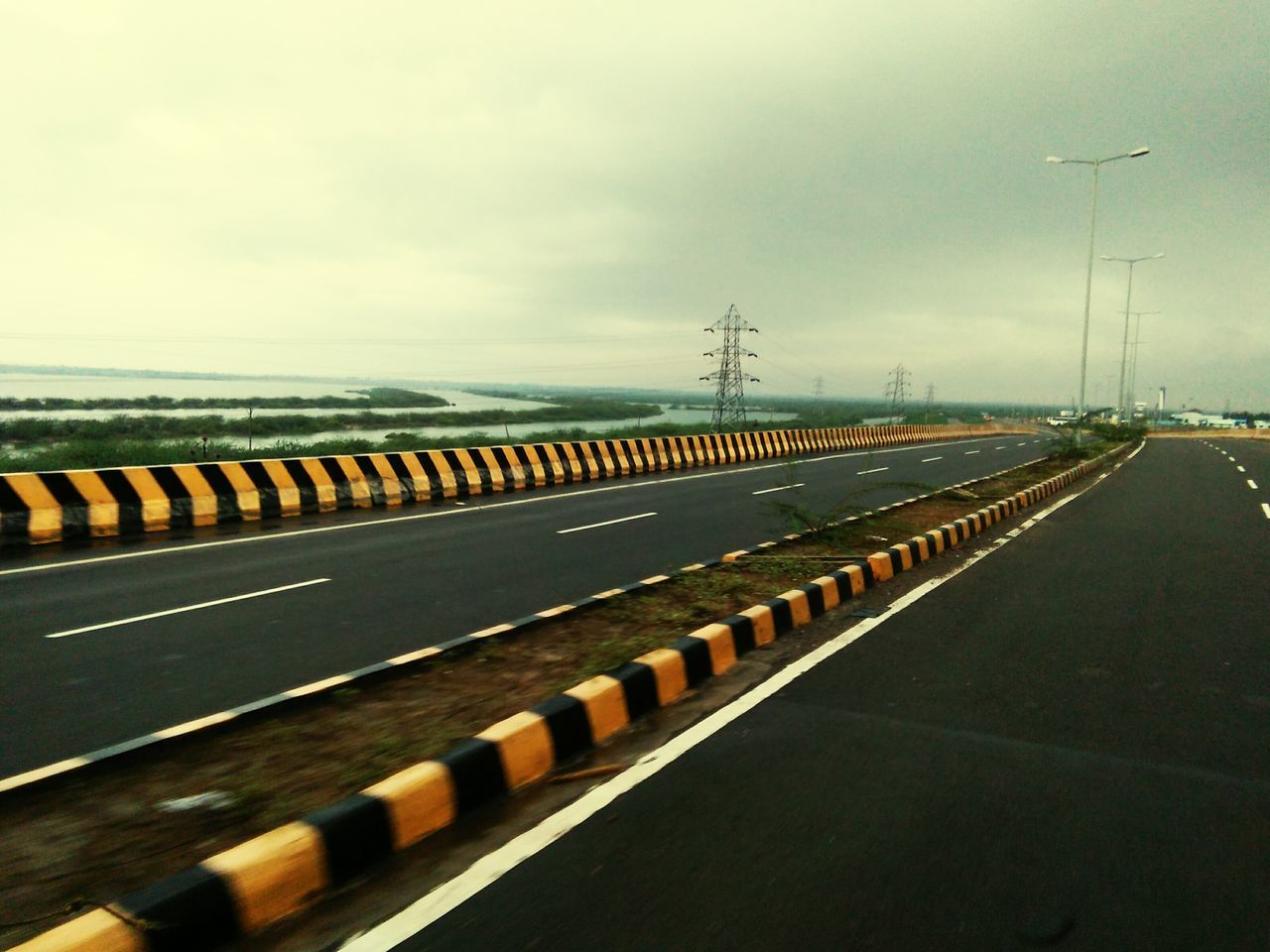 road, outdoors, sky, day, no people, water, sea, nature, the way forward, scenics, beauty in nature