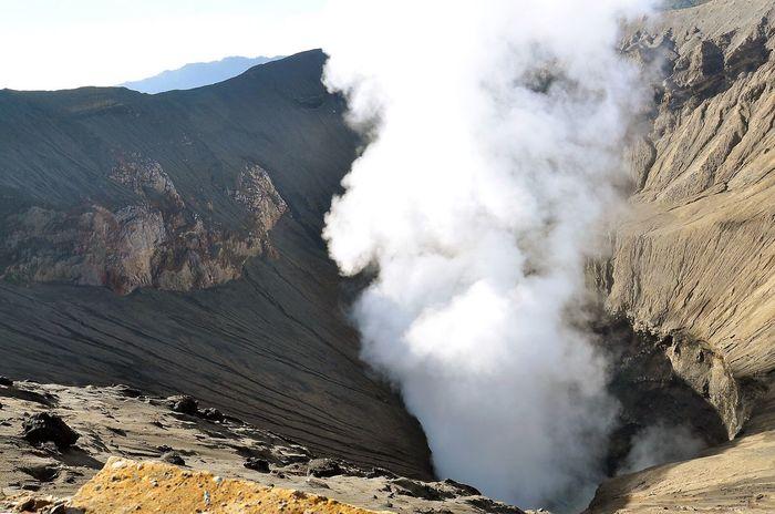 Volcanoes Nature Landscape Adventure Mt Bromo