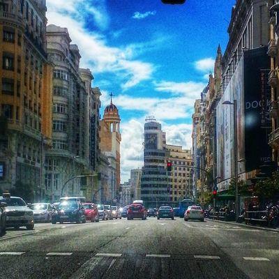Madrid muy cerca de la Granvia será la próxima etapa del Wineuptour el 31/05. Más información en @vinopremier.