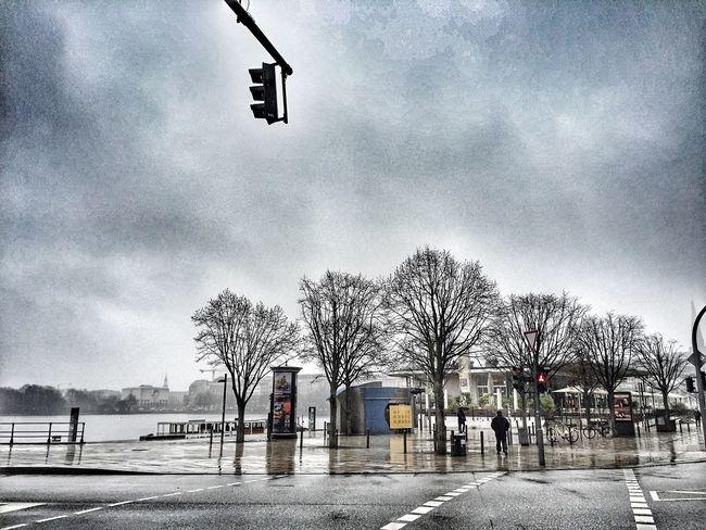 Creepy Hamburg Rainy Days Ugh!