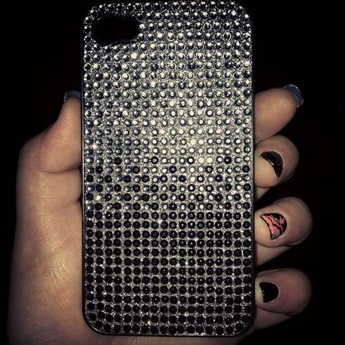 Newcase  IPhone4s Love Sparkles Maurices