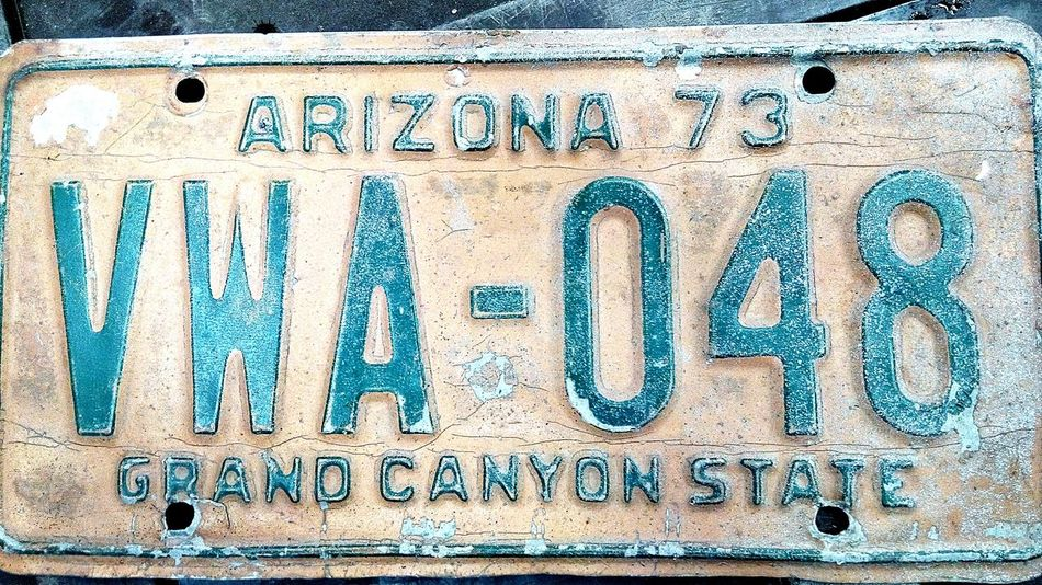 Western Script Text Communication Capital Letter Full Frame Backgrounds Information Sign Outdoors Identity Blue Man Made Object Weathered Placas 73 Arizona