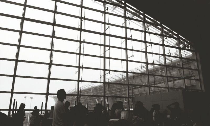 Airport 출국