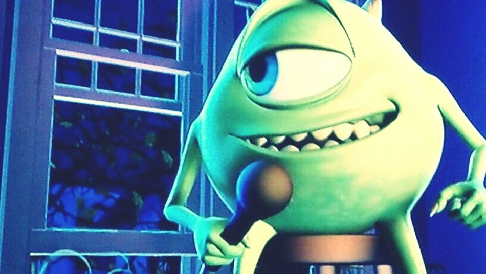 Mike Monsters INC