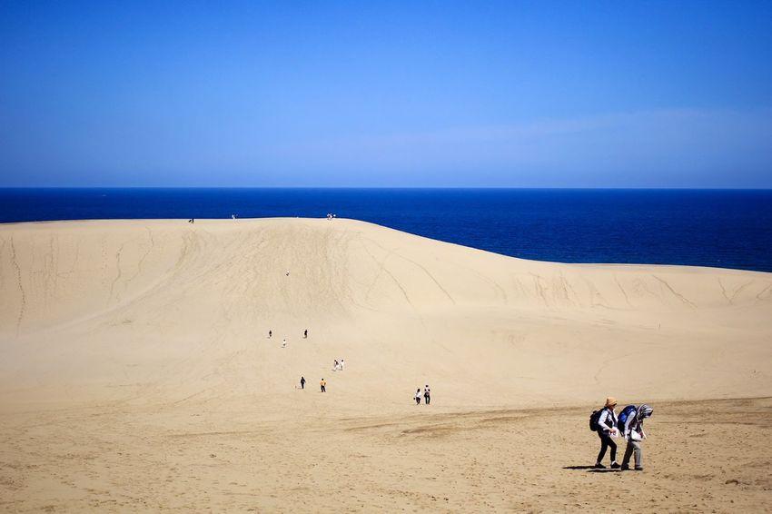 鳥取砂丘 Sand Dunes Landscape_Collection EyeEm Nature Lover EyeEm Best Shots - Landscape EyeEm Best Shots