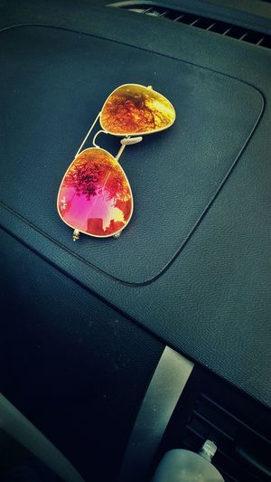 Clicked when m alone in my car Hanging Out Relaxing Sunglasses Mirriorshot Reflections Alone Time First Eyeem Photo