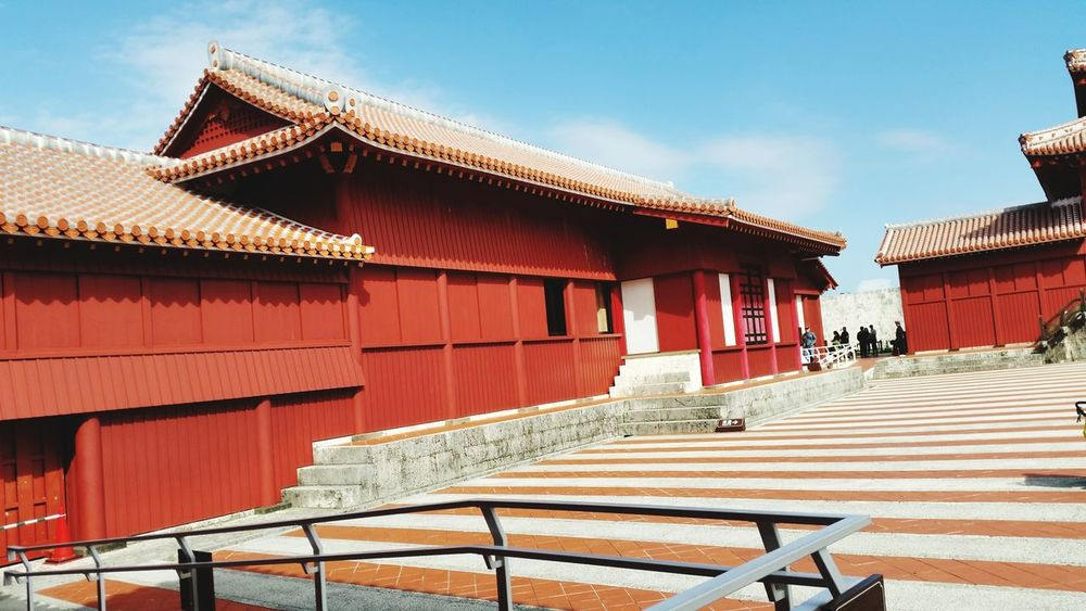 EyeEm Selects Shurijo Castle OKINAWA, JAPAN Naha City Architecture