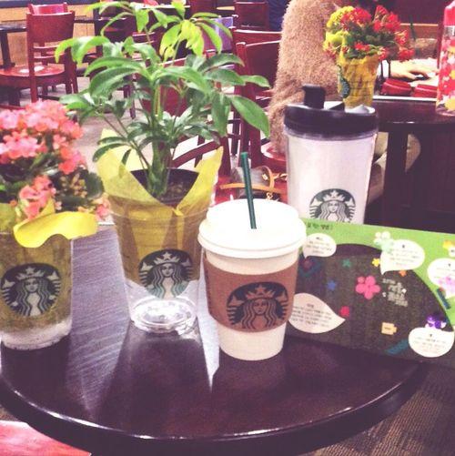 스벅파티ㅎㅎㅎ Coffee & Relaxing , Enjoying Life :) Starbucks