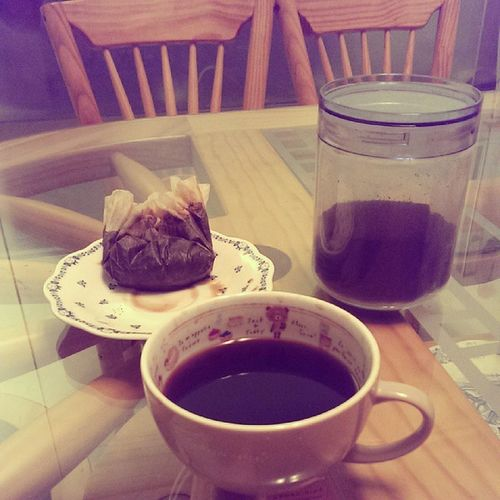 ?不知道是這週的第幾杯咖啡了~