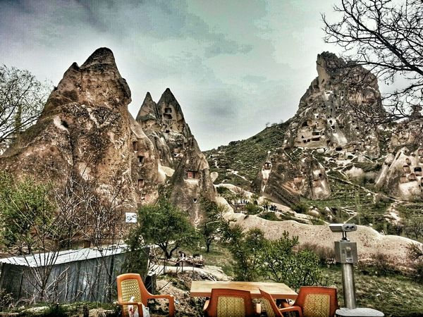 Kapadokya #capadocia #ballons #peribacalari Kapadokya Nevsehir Uçhisar Turkeyphotooftheday Turkey Peribacalari Kapadokya,Göreme,Turkey ürgüp Göremebaloons Views Nice Atmosphere Nice Photography View Likeforlike Followme Folllow4follow