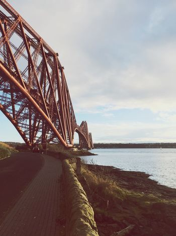 Landmark bridge forth road The Photojournalist - 2017 EyeEm Awards