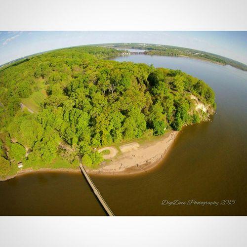 AriesBlackbirdX10 Leesylvania Park Aerialphotography Dronephotography Quadcopter Drone  Virginia Parks