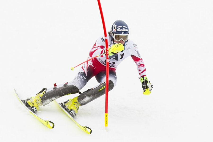 Alpine Skiing World Cup Men's Slalom Kitzbuhel Alpine Color Googles Helmet Kitzbühel Mens Ski Ski Poles Skiing Skis Slalom Snow Speed Weareskiing White Background Winter Winter Sport World Cup First Eyeem Photo