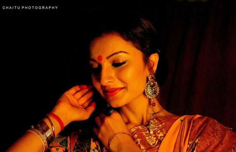 Traditional shot India Modelgirl Sareeindia Traditional Culture
