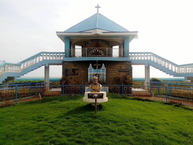 Velankani Christianity History Peaceful Place Travel Photography