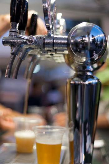 beer dispensing