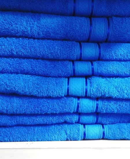 Systematic Mall Towels Bathing Towel Blue Systematic Arrangement Multi Colored Neat Backgrounds Blue Stack Textured  Textile Variation Close-up Wrapped In A Towel Beach Towel Fiber Loom Laundry Textile Factory Laundromat Drying Clothespin 17.62°