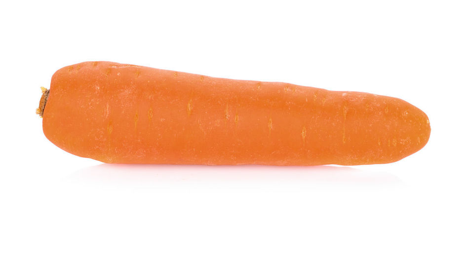 Carrot Close-up
