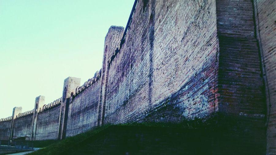 Wall Wall - Building Feature Muro  Cittadella