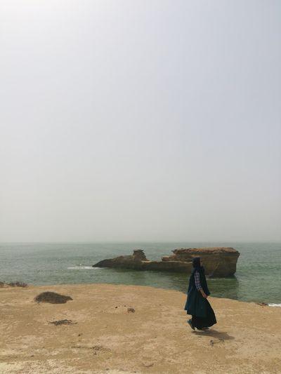 EyeEm Best Shots EyeEmNewHere EyeEm Selects Water Sea Beach Sand Clear Sky Sky Horizon Over Water
