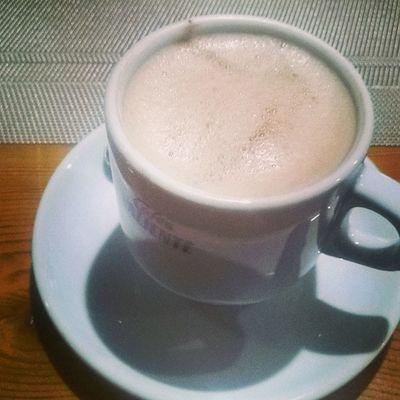 Café de milka que bueno en Samoabar