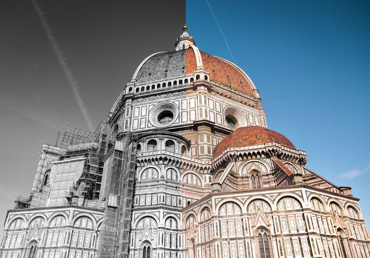 Tra passato e presente Florence Architecture Architecture_collection Architecturelovers Fujifilm FUJIFILM X-T1 Travel Destinations Traveling Travel Photography Itlay Building Exterior Blackandwhite Colourful Blackandwhite Photography Politics And Government Government Sky Façade Cathedral Place Of Interest Neo-classical My Best Travel Photo