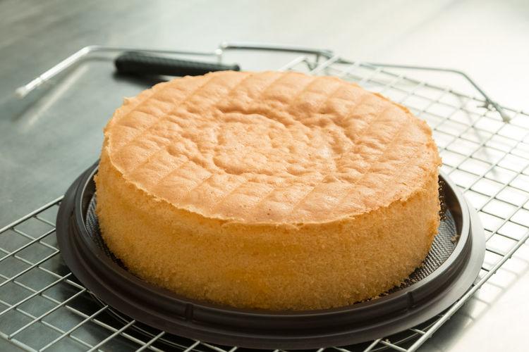 layer cake home made bakery Dessert Desserts Bakery Butter Cake kitchen utensils Kneading Machine Preparation  Sweet Whipping Cream